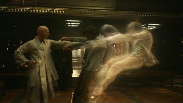 The Ancient One in Doctor Strange