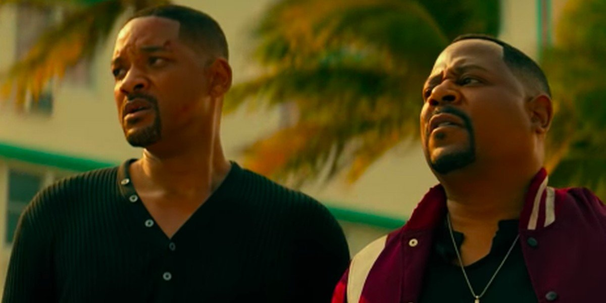 Will Smith, Martin Lawrence together in Bad Boys For Life