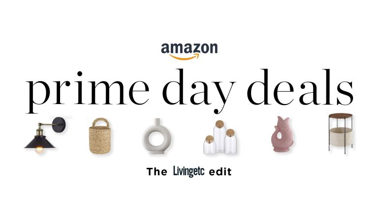 Amazon Prime Day 2021 Livingetc graphic – white background with product cut outs