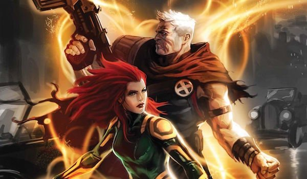 Hope Summers and Cable
