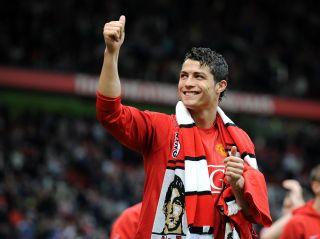 Soccer – Manchester United – Cristiano Ronaldo