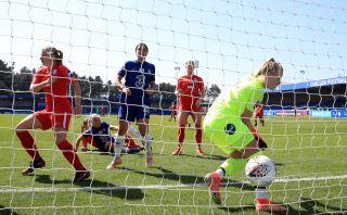 Chelsea v Birmingham City – FA Women's Super League – Kingsmeadow Stadium