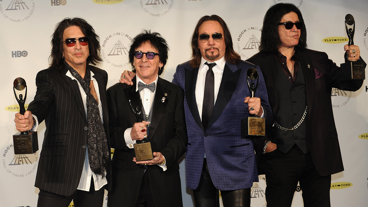 Paul Stanley: The Rock And Roll Hall Of Fame treated us like crap in 2014 | Louder