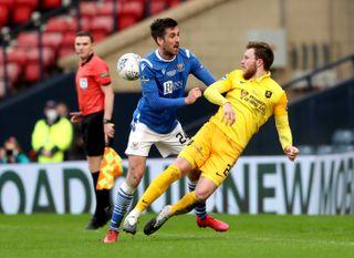 Livingston v St Johnstone – Betfred Cup – Final – Hampden Park