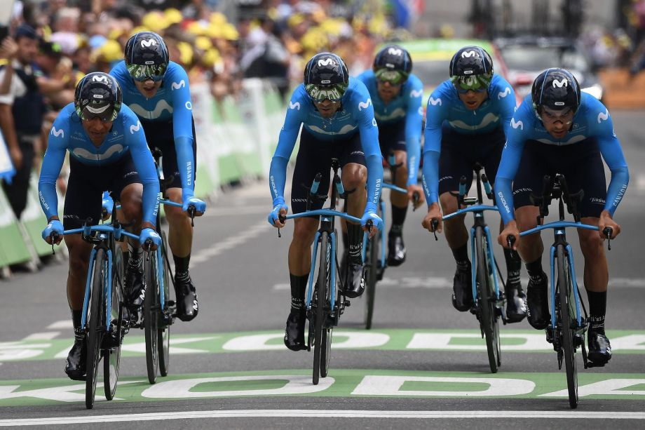 Vuelta a España 2019 stage one team time trial start times