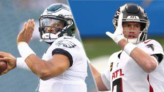 Eagles vs Falcons live stream