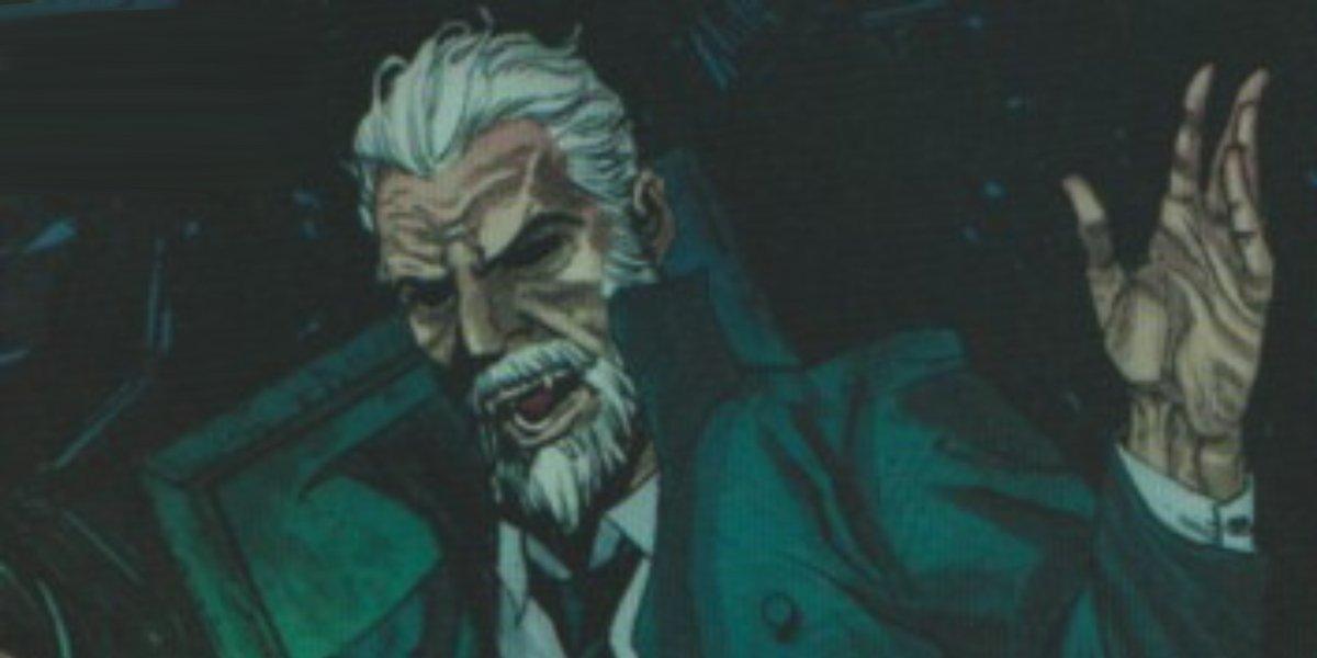 Blade villain Deacon Frost
