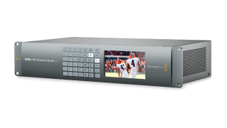 Blackmagic Design Releases ATEM Switcher 6.9 Update