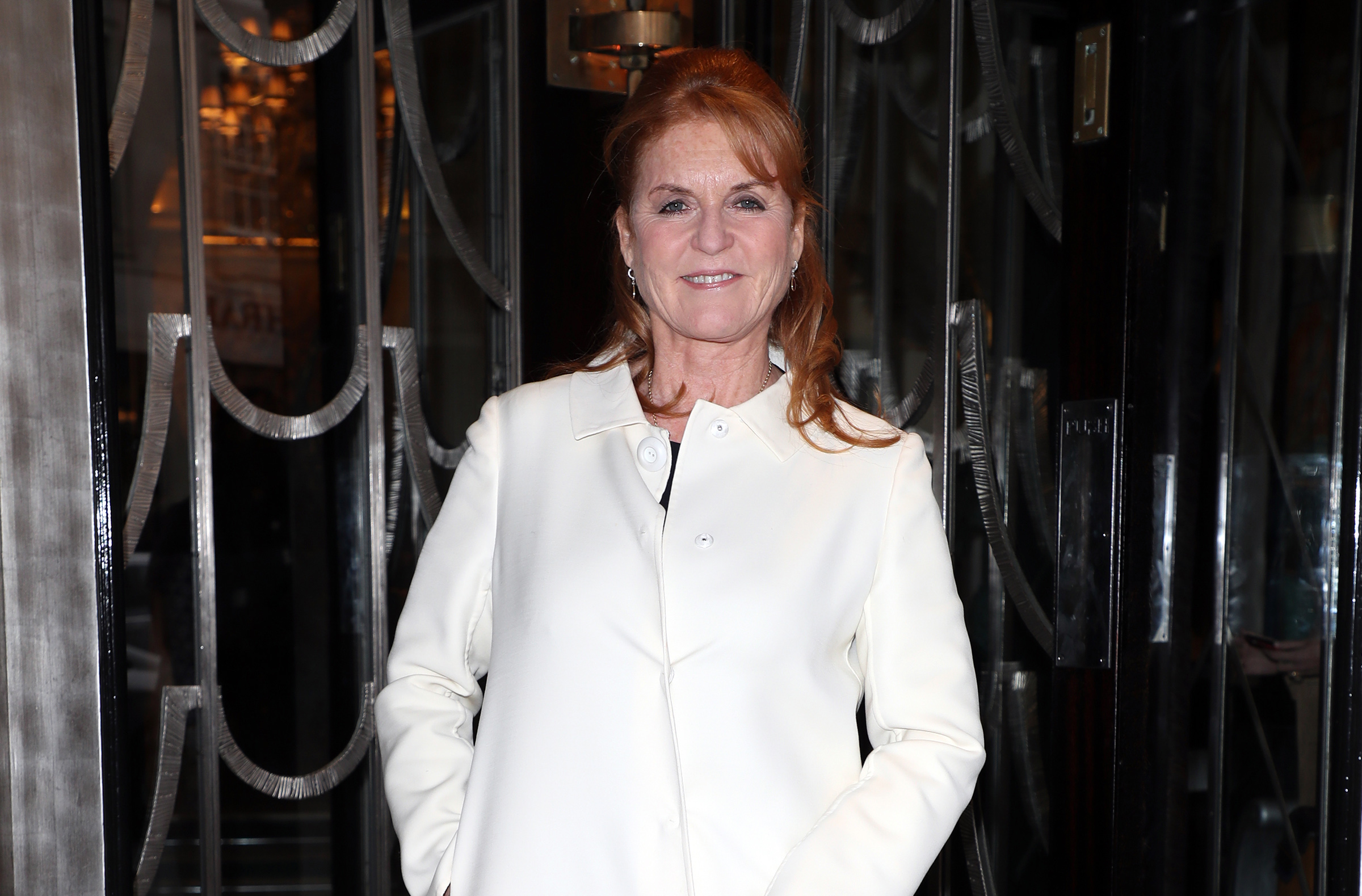 The Duchess of York breaks silence on how Princesses Beatrice and Eugenie have been coping since Prince Andrew stepped down