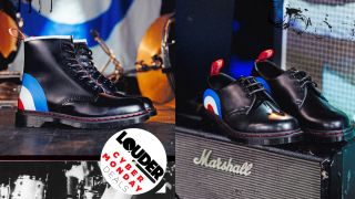Dr Martens x The Who cyber monday sale