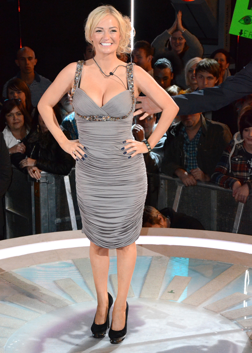 Big Brother: Rebeckah Vaughan is evicted!