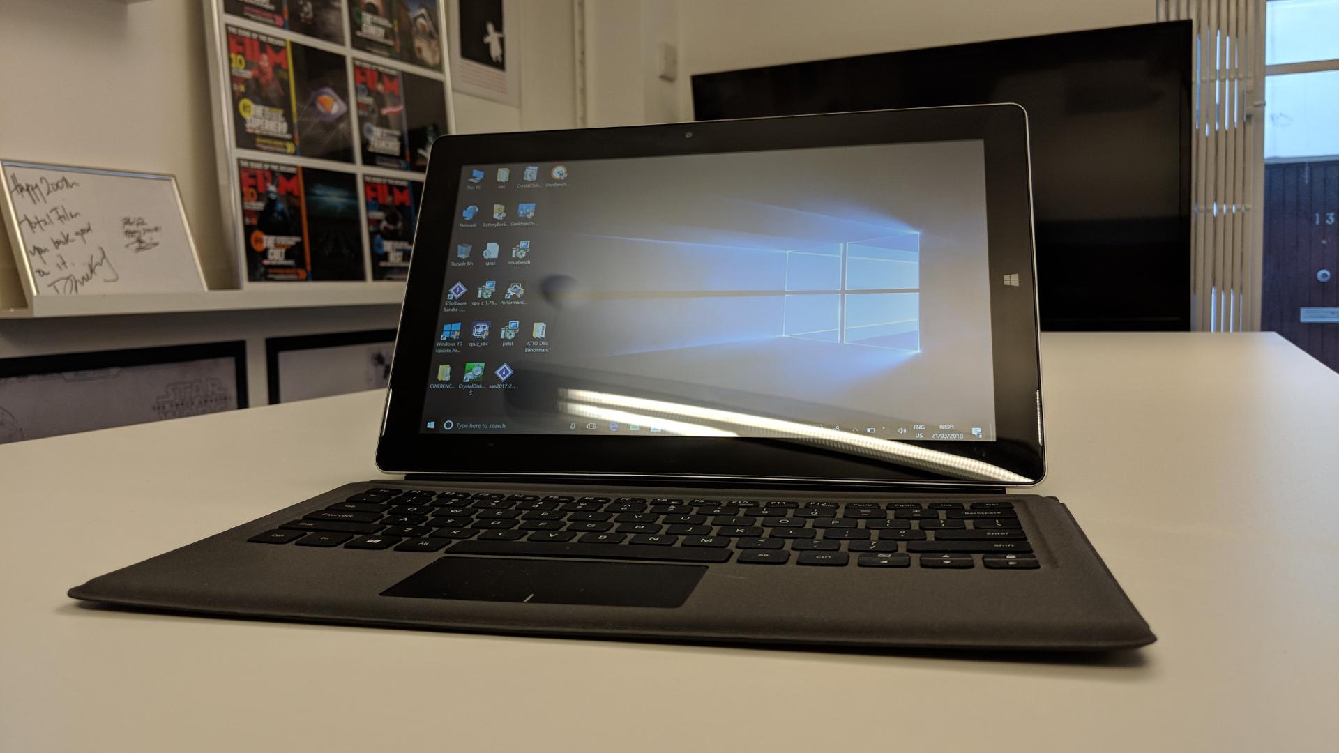Jumper Ezpad 6 Plus Review Techradar