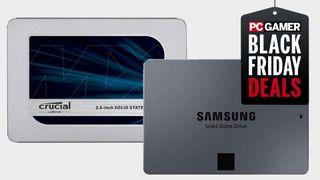 Black Friday SSD deals 2019