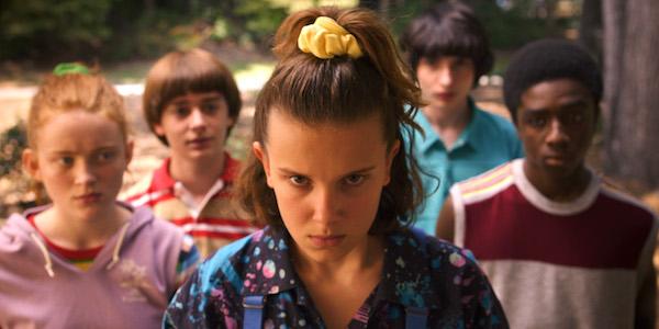 eleven angry stranger things season 3