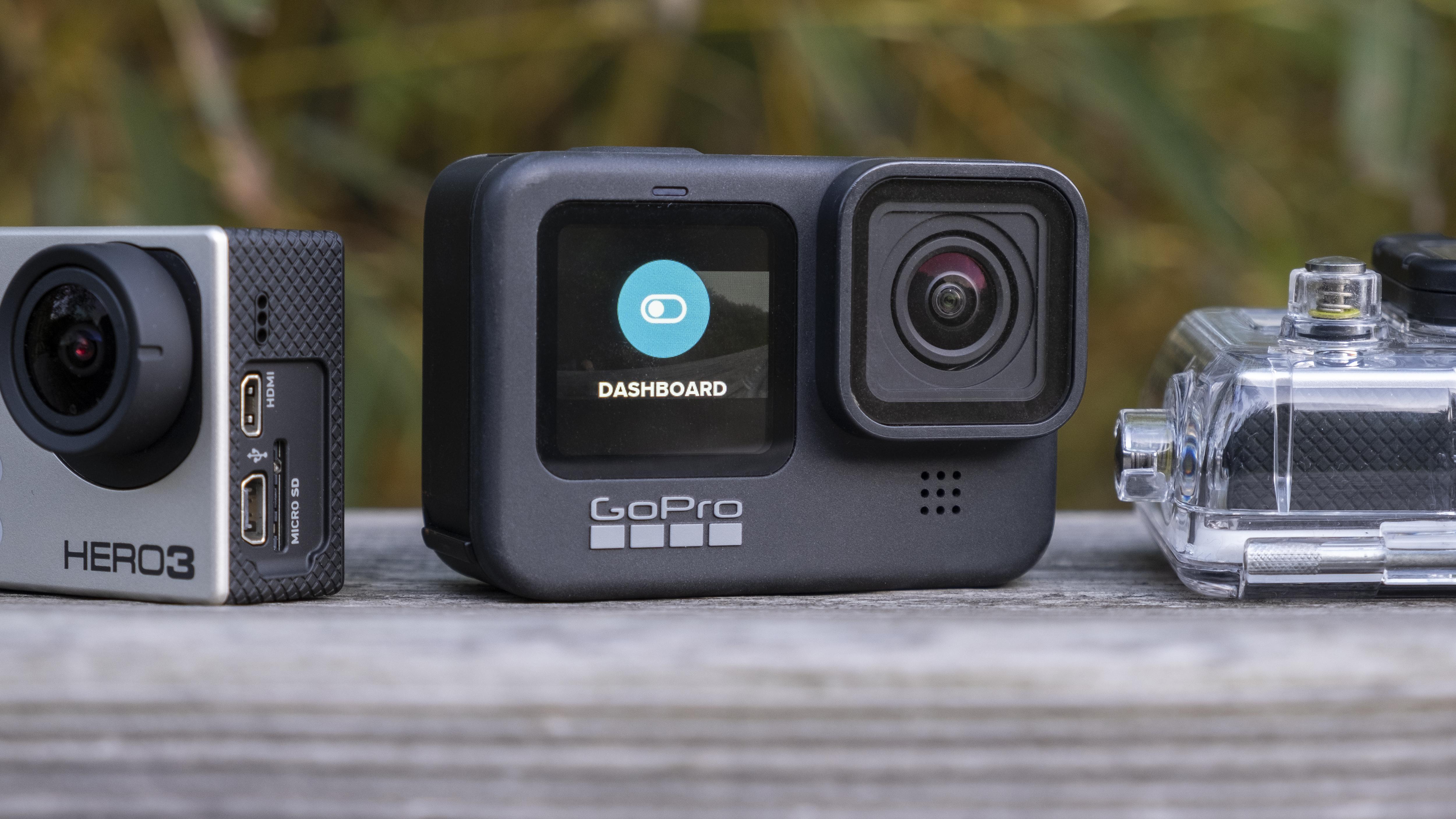 Why The Gopro Hero 9 Black Is Secretly A Big Evolution For Action Cameras Techradar