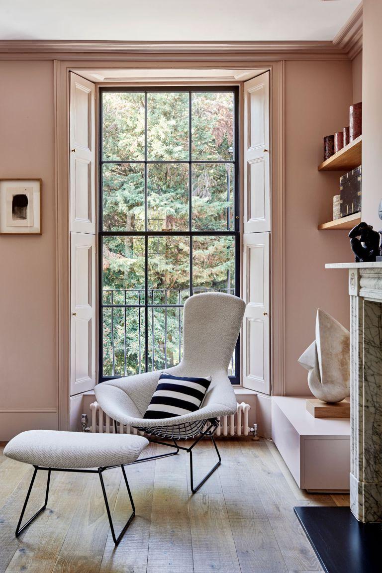 De Rosee living room - redesigning a modern living room