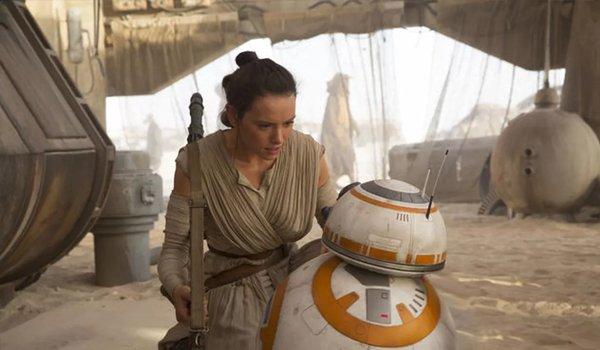 Star Wars: The Force Awakens Rey BB-8