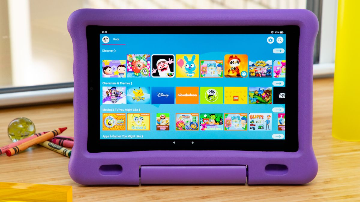 Best Tablets For Games And Apps