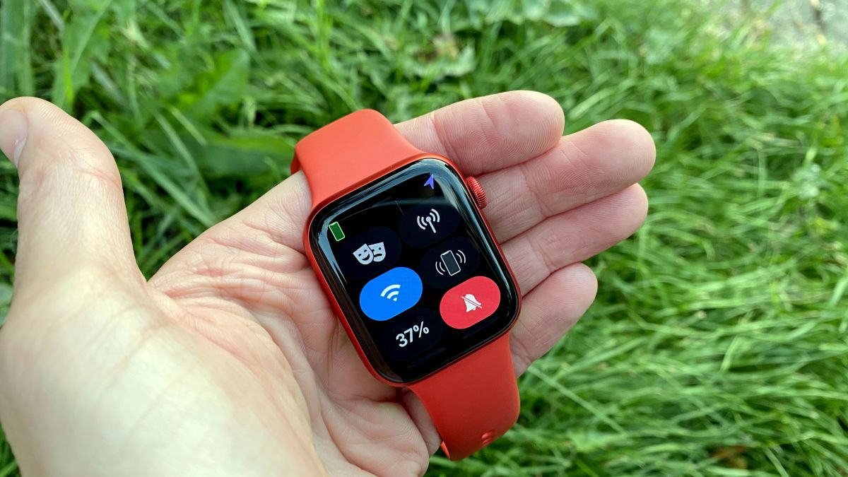 Apple Watch 7 might respond to your breath