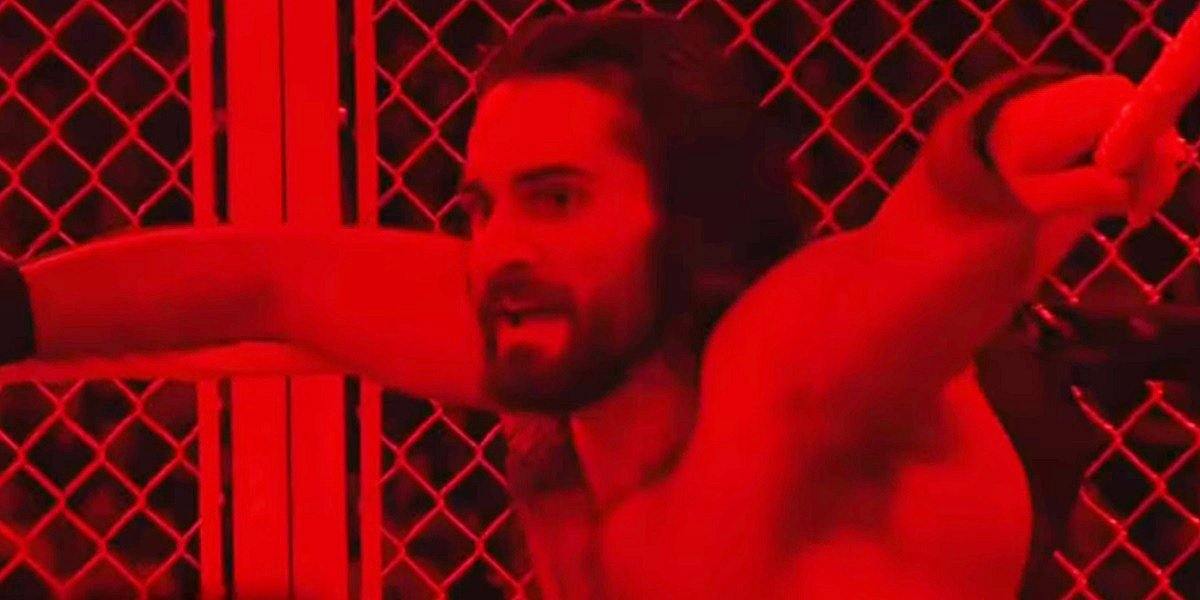 Seth Rollins Hell In A Cell PPV