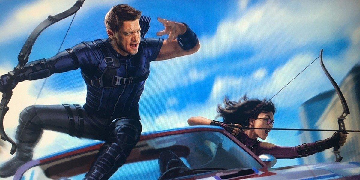 Marvel Studios' Hawkeye Concept Art