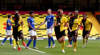 Watford v Leicester City – Premier League – Vicarage Road