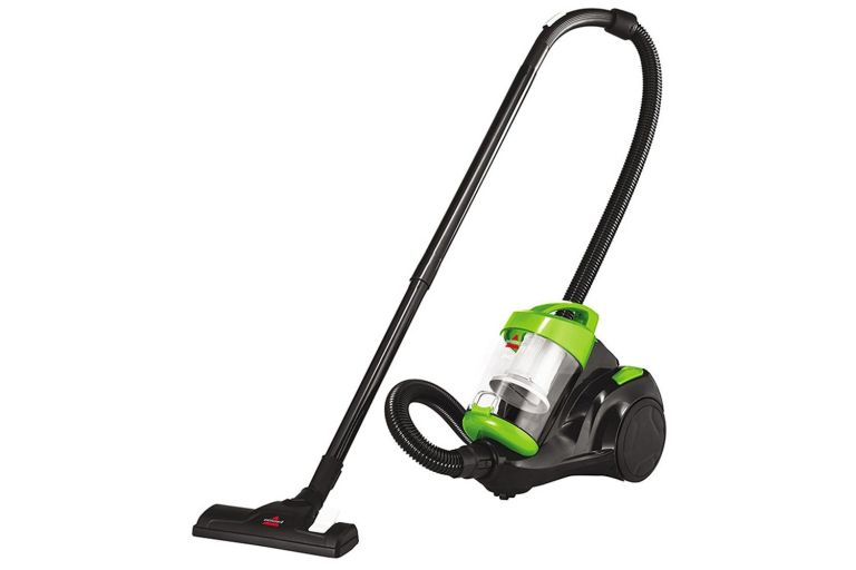 Bissell Zing Bagless Canister vacuum in green