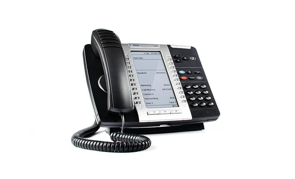 Mitel MiVoice 5340E IP Phone