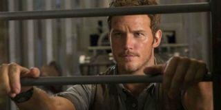 Chris Pratt in Cowboy Ninja Viking