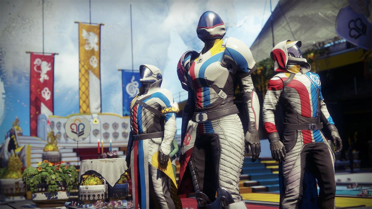 Destiny 2's Guardian Games are basically the Olympics