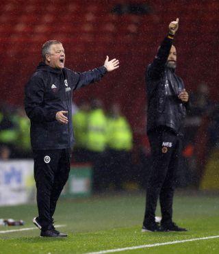 Sheffield United v Wolverhampton Wanderers – Sky Bet Championship – Bramall Lane