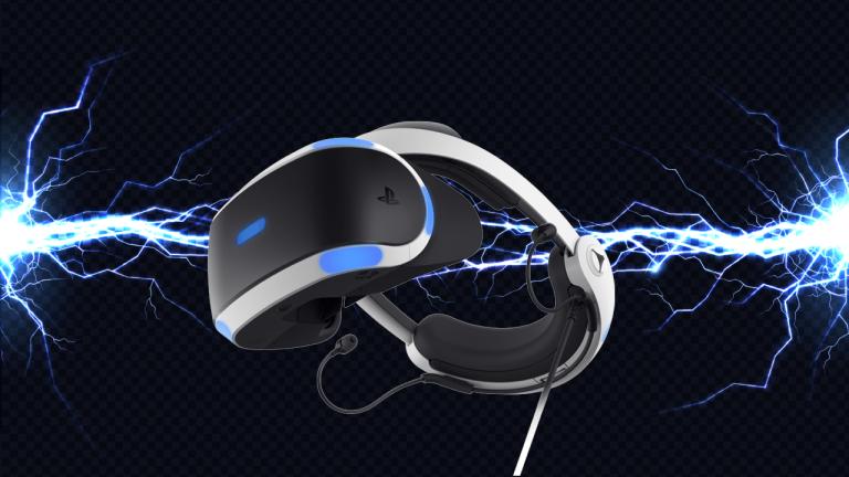 PSVR headset PS5 Sony PlayStation 5