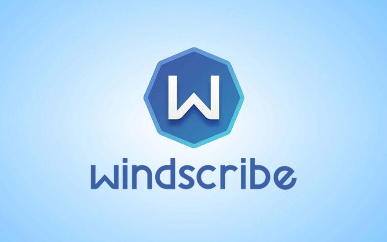 Windscribe VPN logo