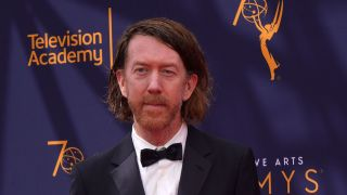 Operation Varsity Blues director Chris Smith at the 71st Primetime Creative Arts Emmy Awards in 2018.