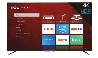 TCL TV in Cyber Monday Best Buy sales
