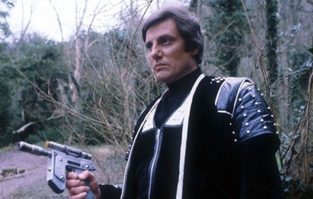 Blake's 7, Doctor Who and Emmerdale actor Paul Darrow has died aged 78