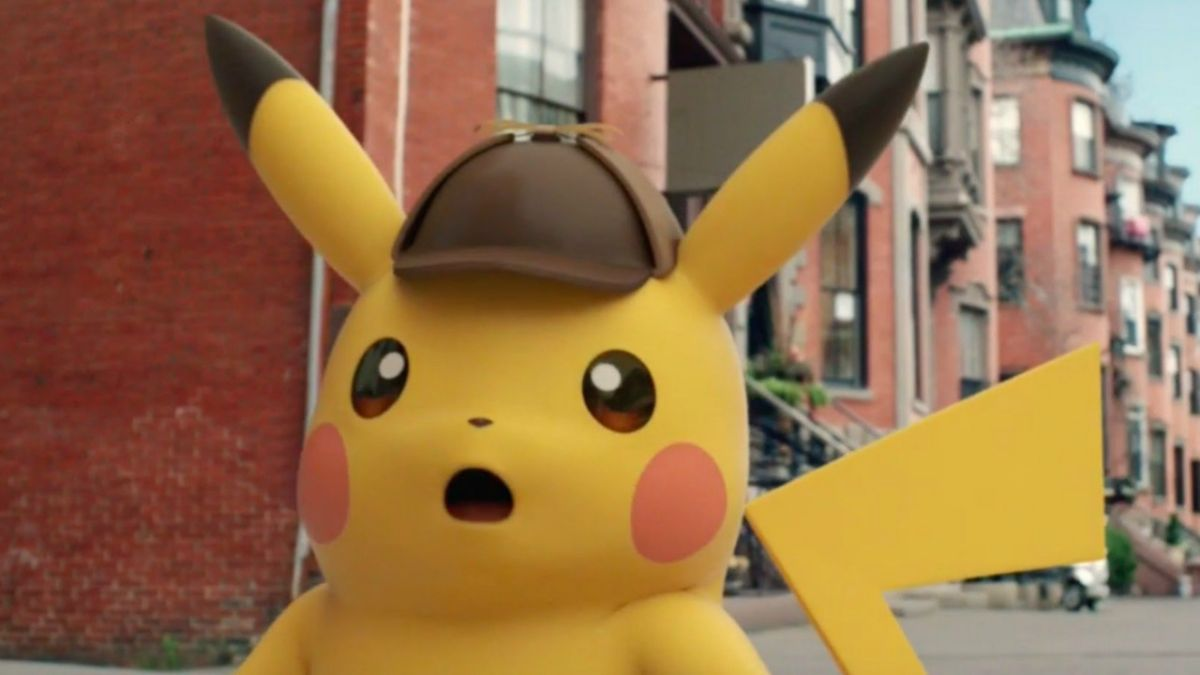 The Pokemon Company Is Bringing A New Detective Pikachu To