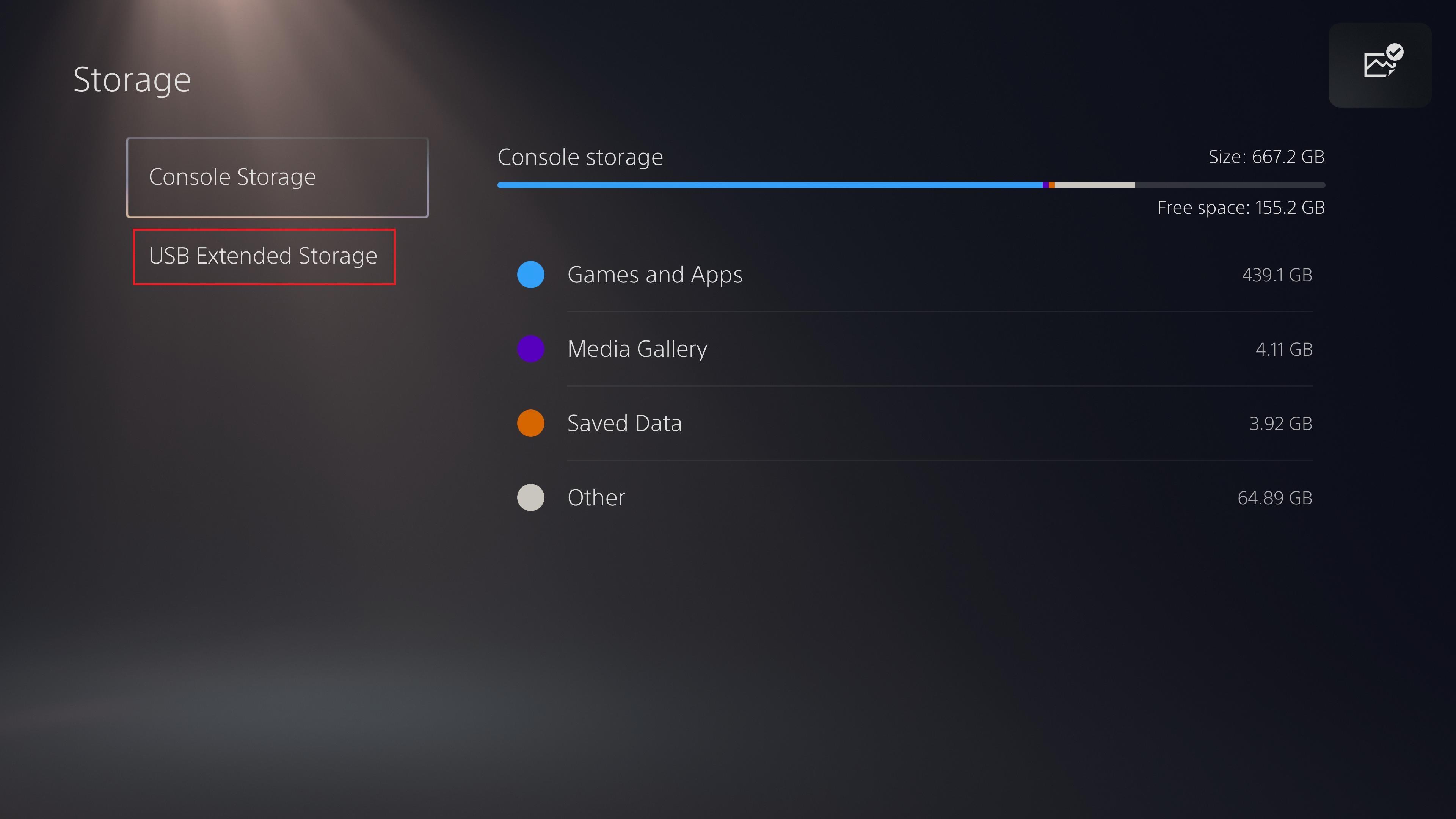 Comment transférer des jeux sur un disque dur externe PS5 - Stockage étendu