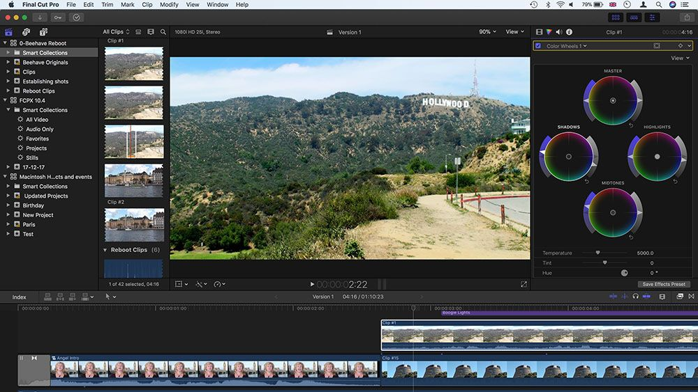 best video editing software for mac vlogging