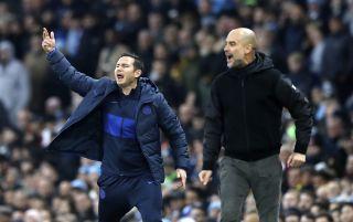 Manchester City v Chelsea – Premier League – Etihad Stadium