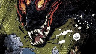 Check out a preview of Vault Comics' I Walk With Monsters #1
