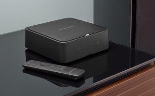 Harman Kardon's Citation Amp packs power and streaming into a compact design
