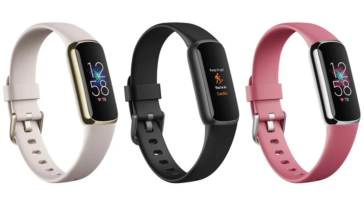 Fitbit Luxe designs