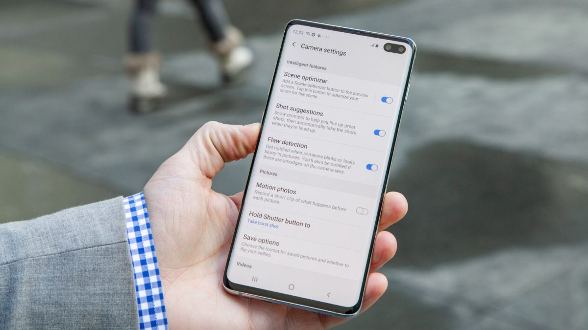 Samsung Galaxy S10 Plus Review | Tom's Guide