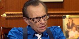 Larry King Was Hospitalized Last Week Following Heart Condition