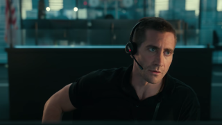 Jake Gyllenhaal The Guilty trailer screenshot