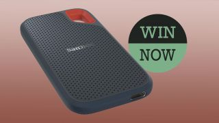 Win a 500GB SanDisk Extreme SSD hard drive and case in this competition