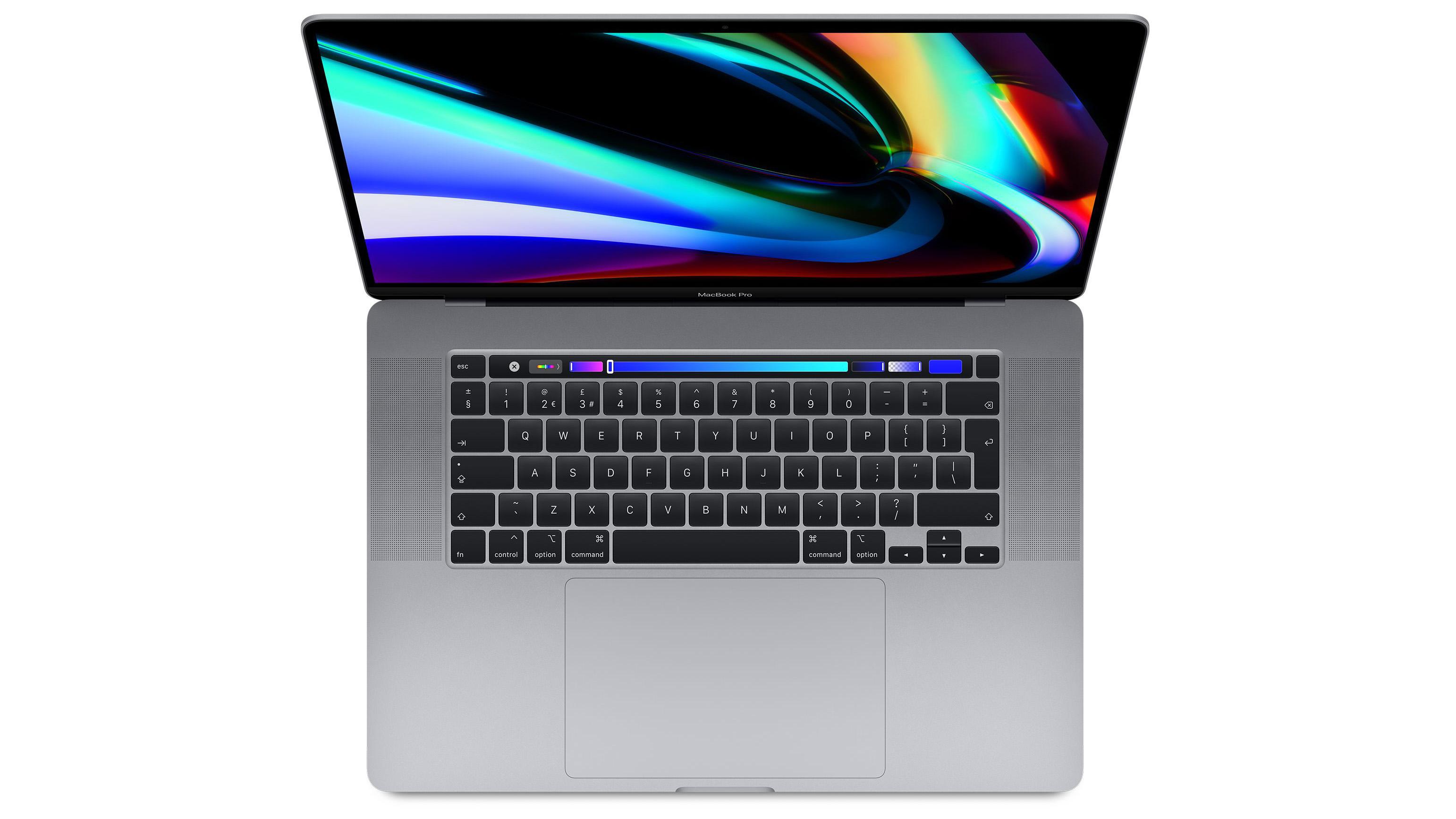 لابتوب apple macbook pro