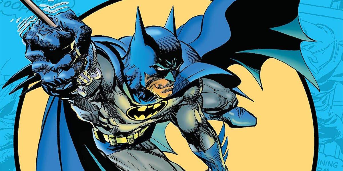 Batman illustration by Neal Adams