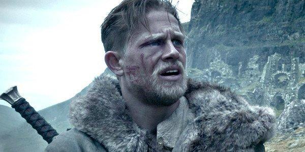 Charlie Hunnam's King Arthur